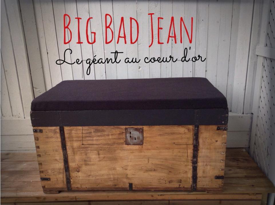 Big bad Jean - coffre