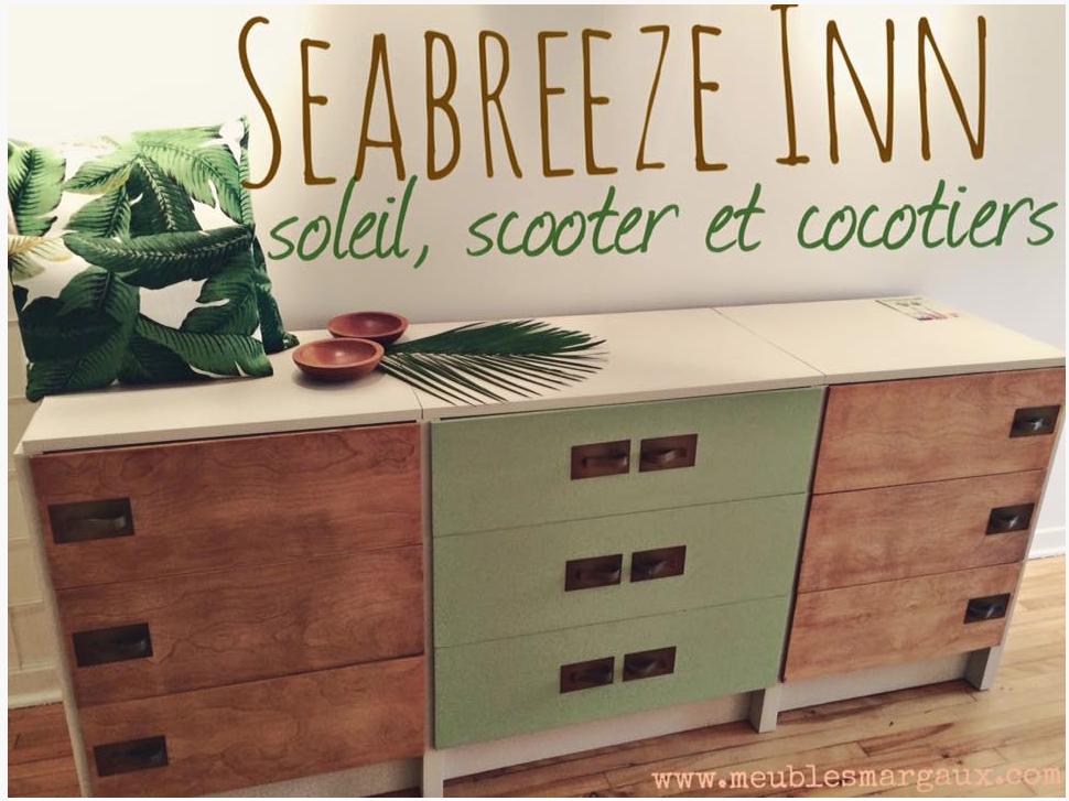 Seabreeze Inn - crédence