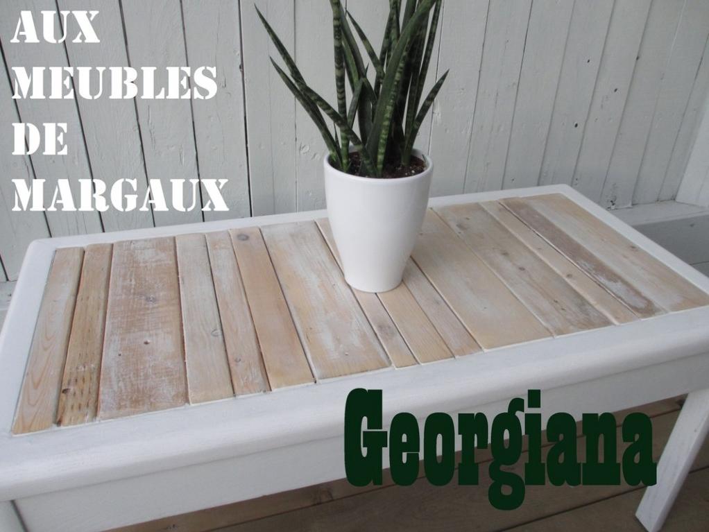 Georgiana - Table basse