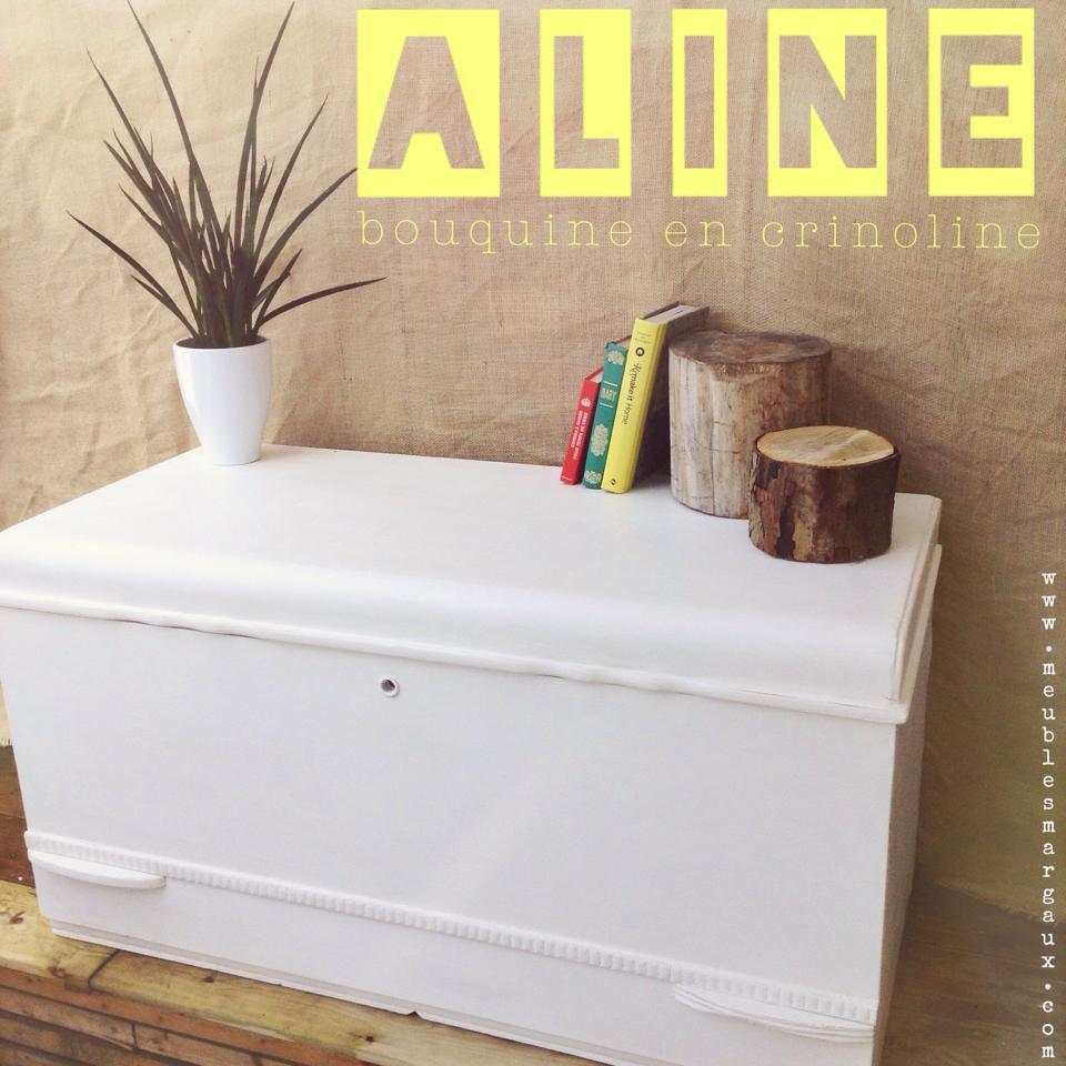 Aline - coffre